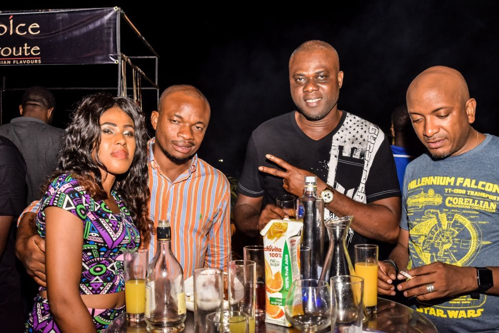 Grill At The Pent Port Harcourt Launch - Bellanaija - August043