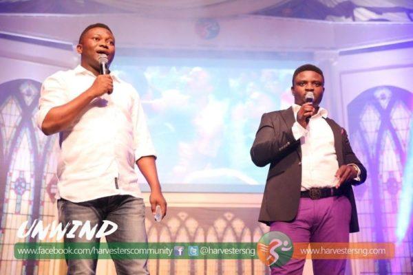 Odogwu the Comedy Machine & Acapella