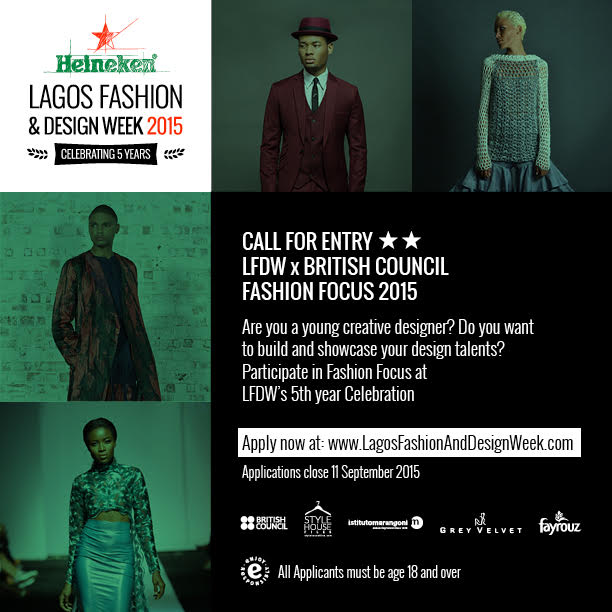 Heineken Lagos Fashion and Design Week Fashion Focus - BellaNaija - August 2015