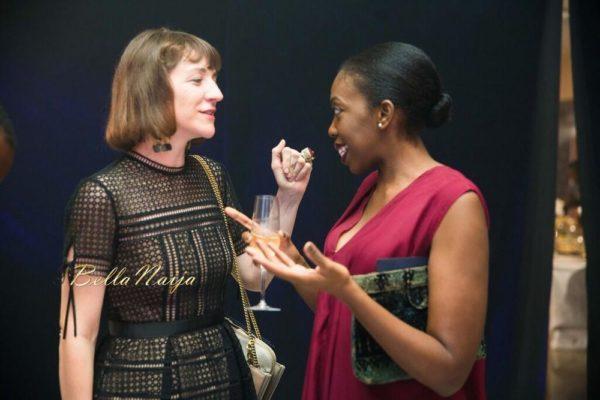 Helen Jennings & Reni Somoye