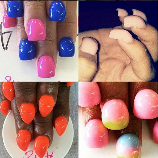 Hump Nails - BellaNaija - August2015