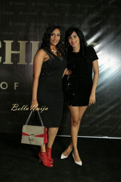Juliet Ibrahim & Sonia Ibrahim