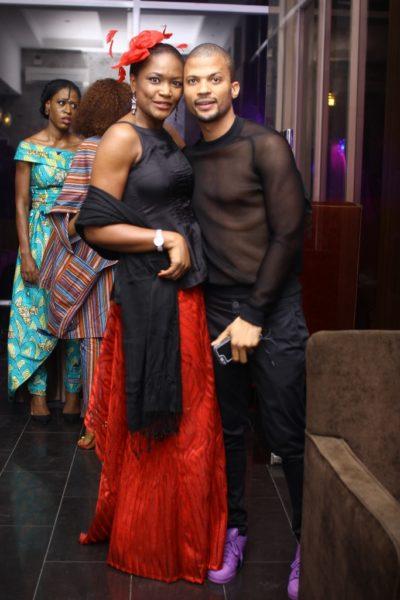 Onah Nwachukwu & Dimeji Alara