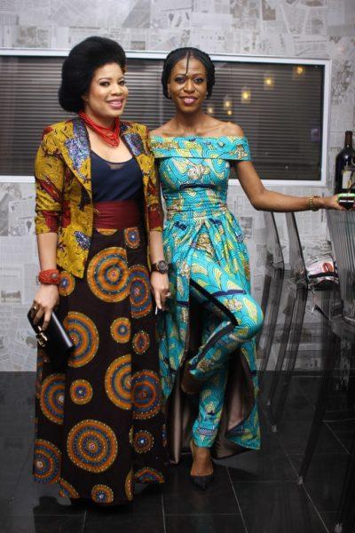 Monalisa Chinda & Ezinne Chinkata