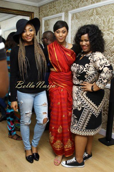 Sharon Ojong, Muna Abii & Chigul