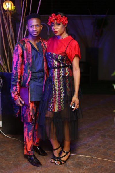 Adebayo Oke-Lawal & Yvonne Nwosu