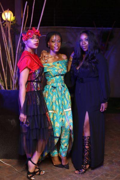 Yvonne Nwosu, Ezinne Chinkata & Bukky Karibi-Whyte