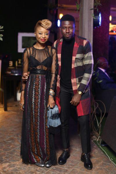 Ngozi Zed-Eye & Emmanuel Okoro