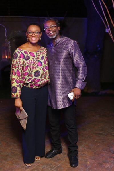Julia Amadi-Obi and Kelechi Amadi-Obi