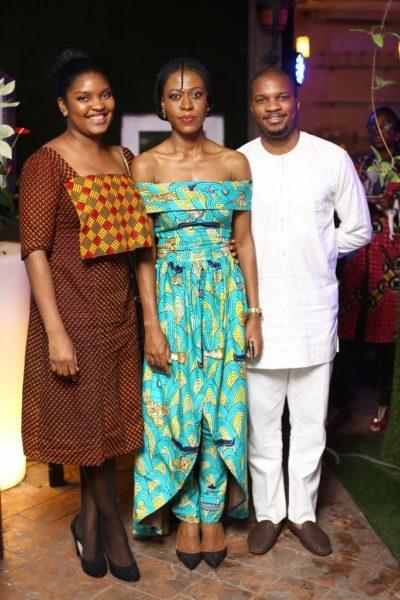 Ify Azubike, Ezinne Chinkata & Chinua Azubike