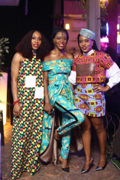Ugochi Omonode, Ezinne Chinkata & Chioma Frederick Eze