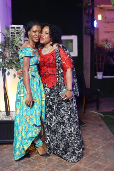 Ezinne Chinkata and mum, Clara Chinkata