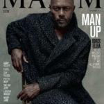 Idris Elba for Maxim Magazine - BellaNaija - August2015