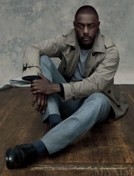 Idris Elba for Maxim Magazine - BellaNaija - August2015003