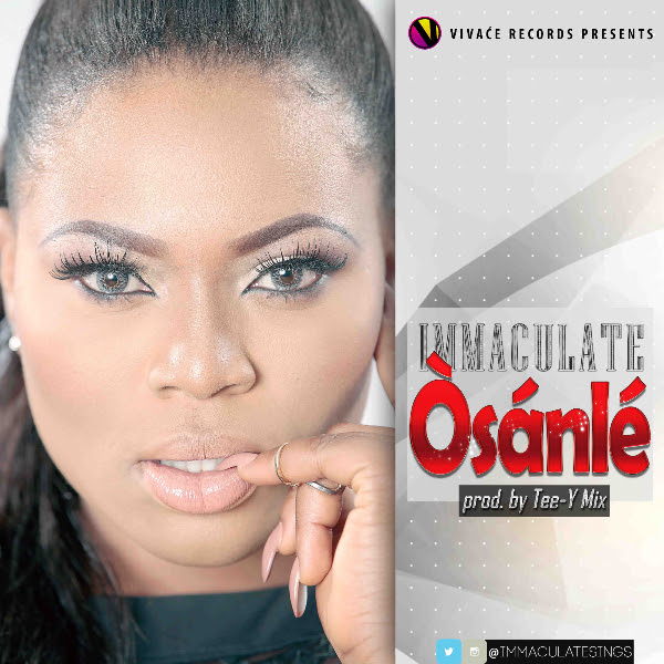 Immaculate - Osanle - BellaNaija - August - 2015