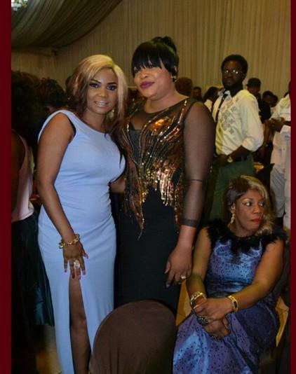 Iyabo Ojo & Kemi Afolabi