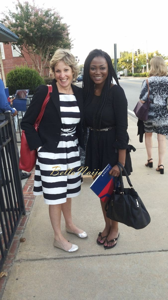 Jennifer Obiuwevbi of BellaNaija in Atlanta for Delta Airlines - BellaNaija - August2015 (12)