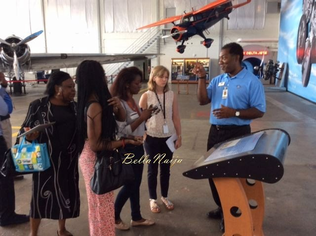 Jennifer Obiuwevbi of BellaNaija in Atlanta for Delta Airlines - BellaNaija - August2015 (129)
