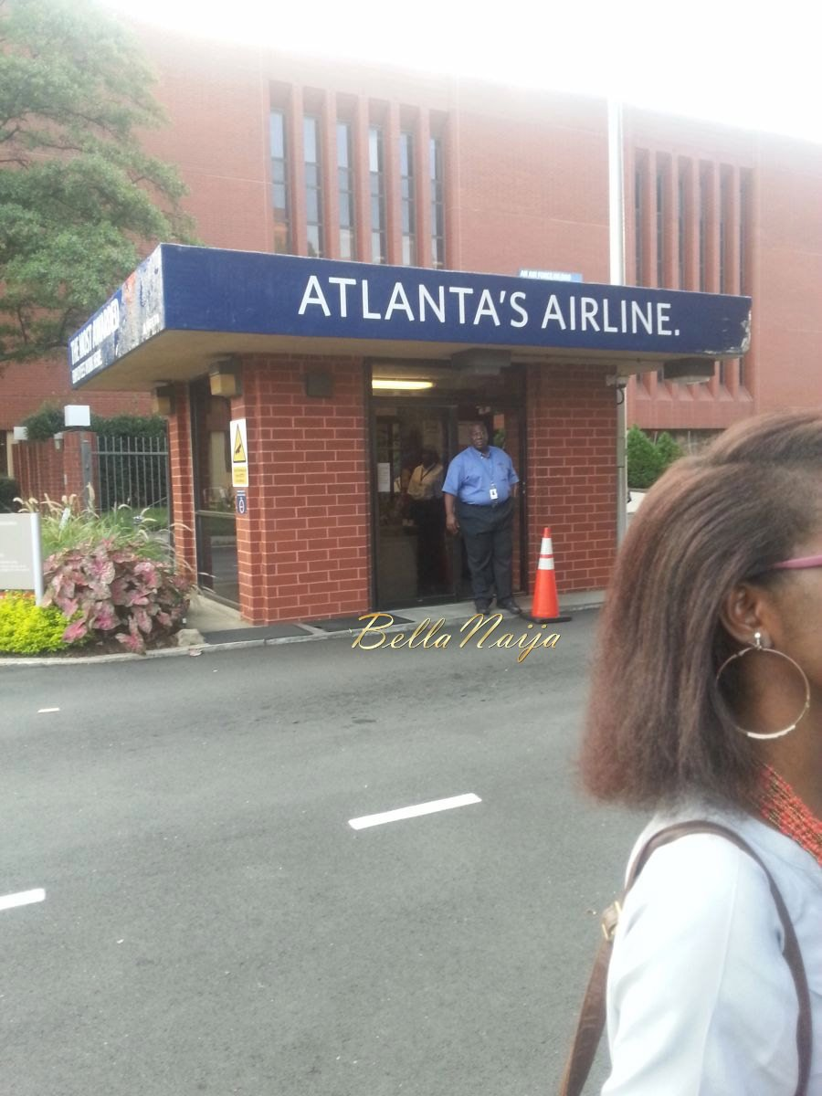 Jennifer Obiuwevbi of BellaNaija in Atlanta for Delta Airlines - BellaNaija - August2015 (16)