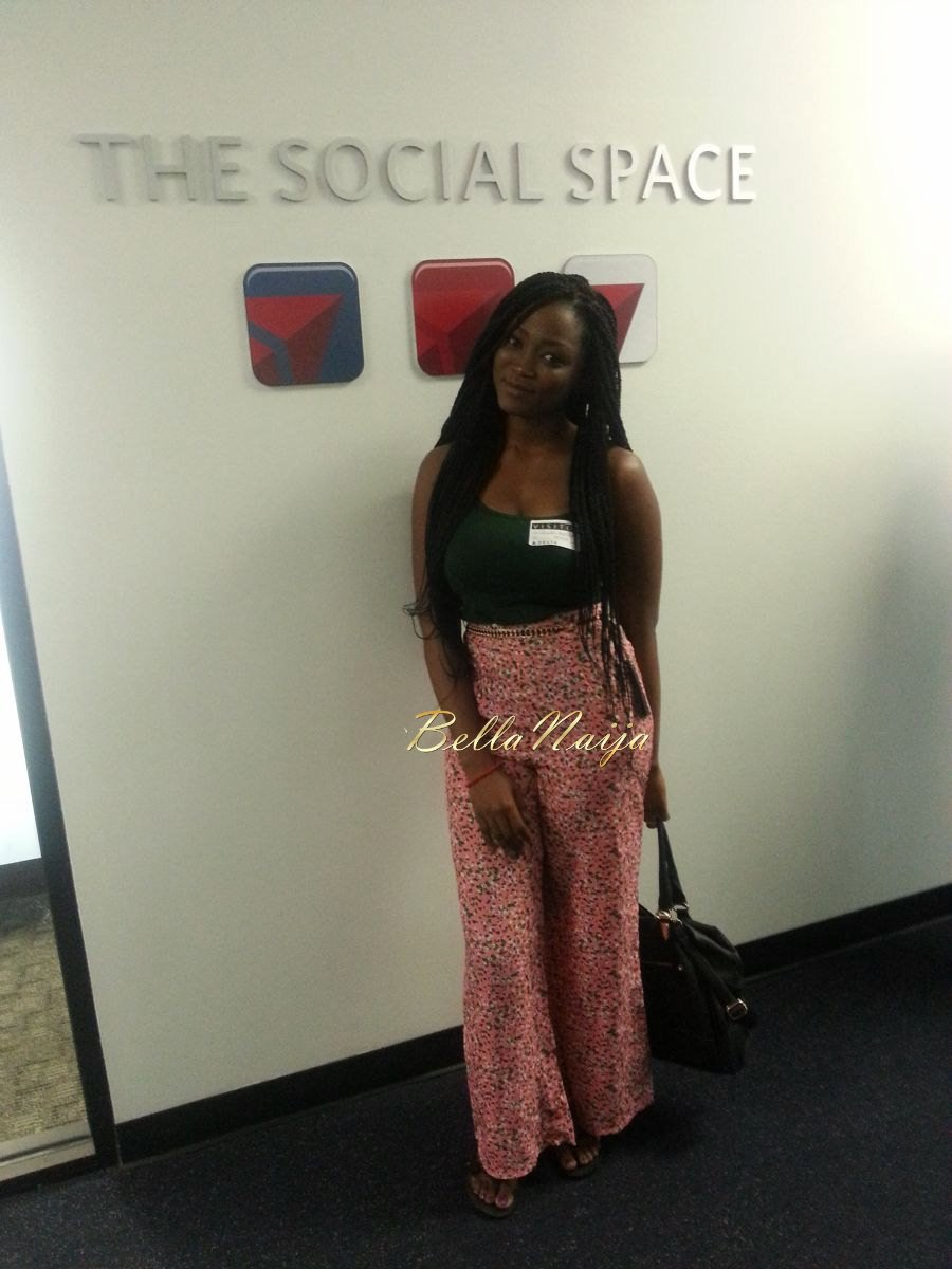 Jennifer Obiuwevbi of BellaNaija in Atlanta for Delta Airlines - BellaNaija - August2015 (19)