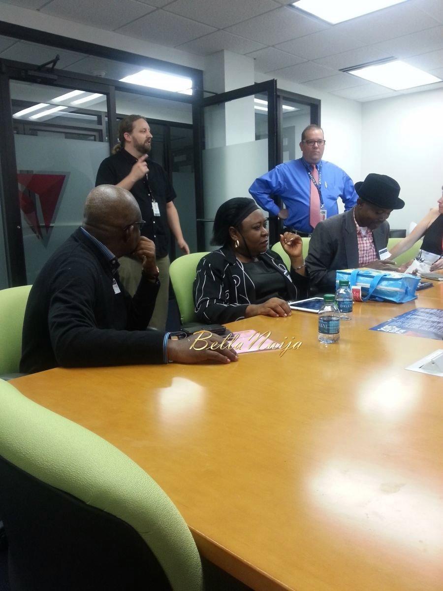 Jennifer Obiuwevbi of BellaNaija in Atlanta for Delta Airlines - BellaNaija - August2015 (22)