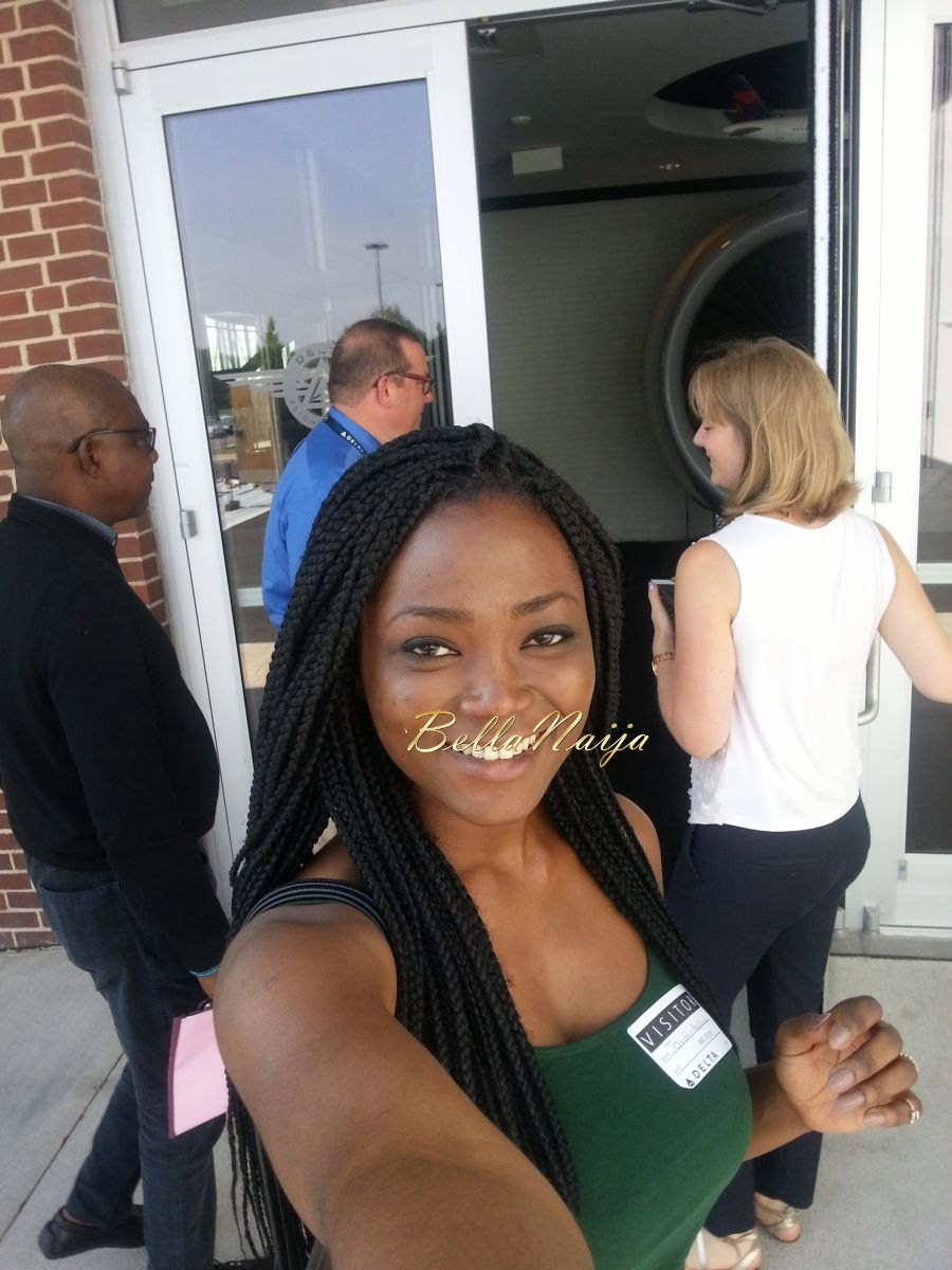 Jennifer Obiuwevbi of BellaNaija in Atlanta for Delta Airlines - BellaNaija - August2015 (29)