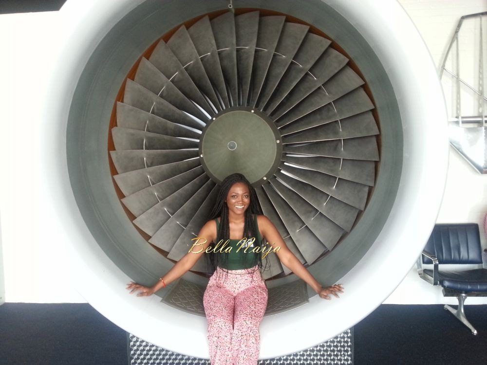 Jennifer Obiuwevbi of BellaNaija in Atlanta for Delta Airlines - BellaNaija - August2015 (31)