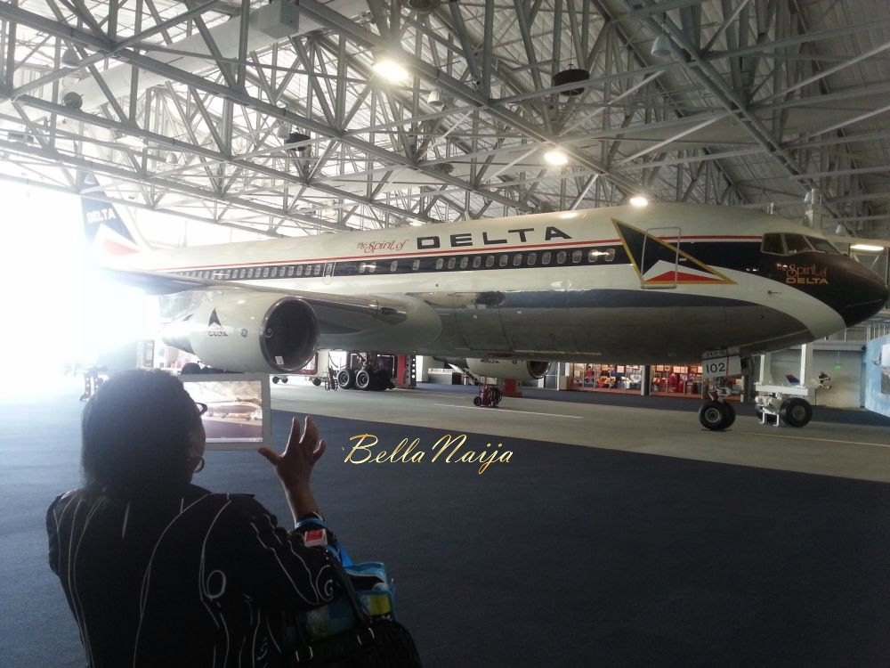 Jennifer Obiuwevbi of BellaNaija in Atlanta for Delta Airlines - BellaNaija - August2015 (35)