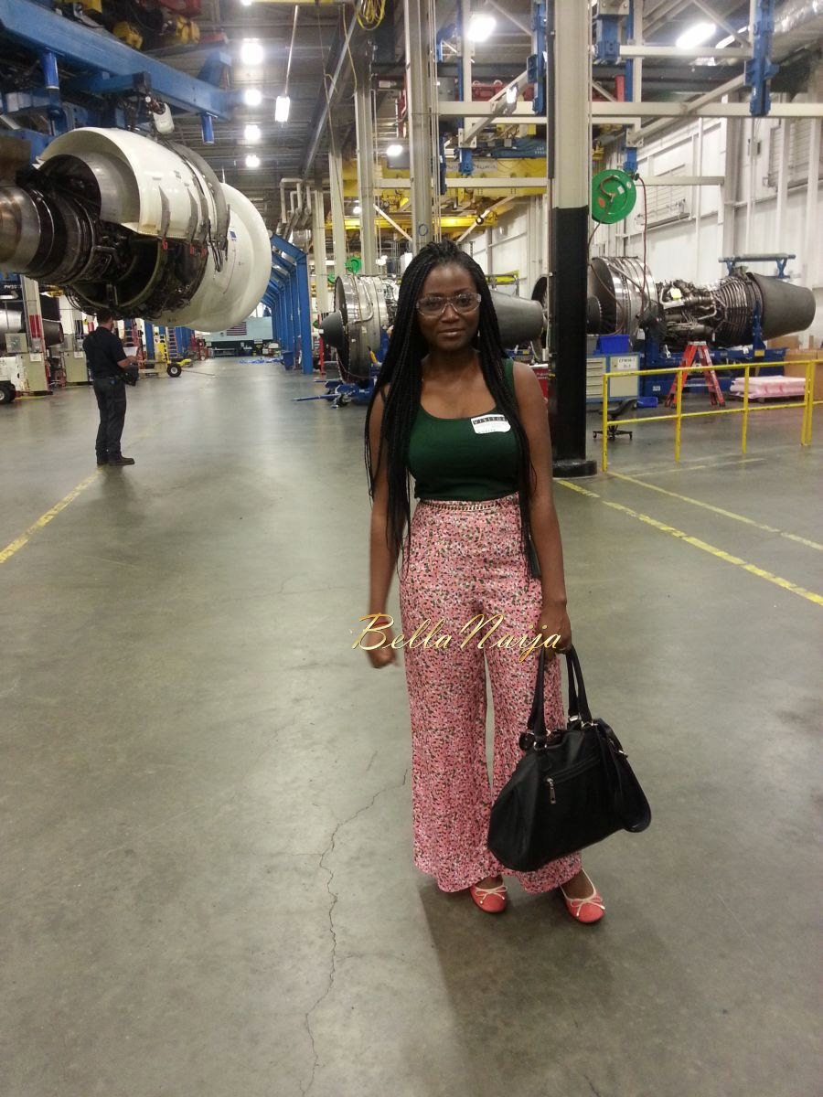 Jennifer Obiuwevbi of BellaNaija in Atlanta for Delta Airlines - BellaNaija - August2015 (58)