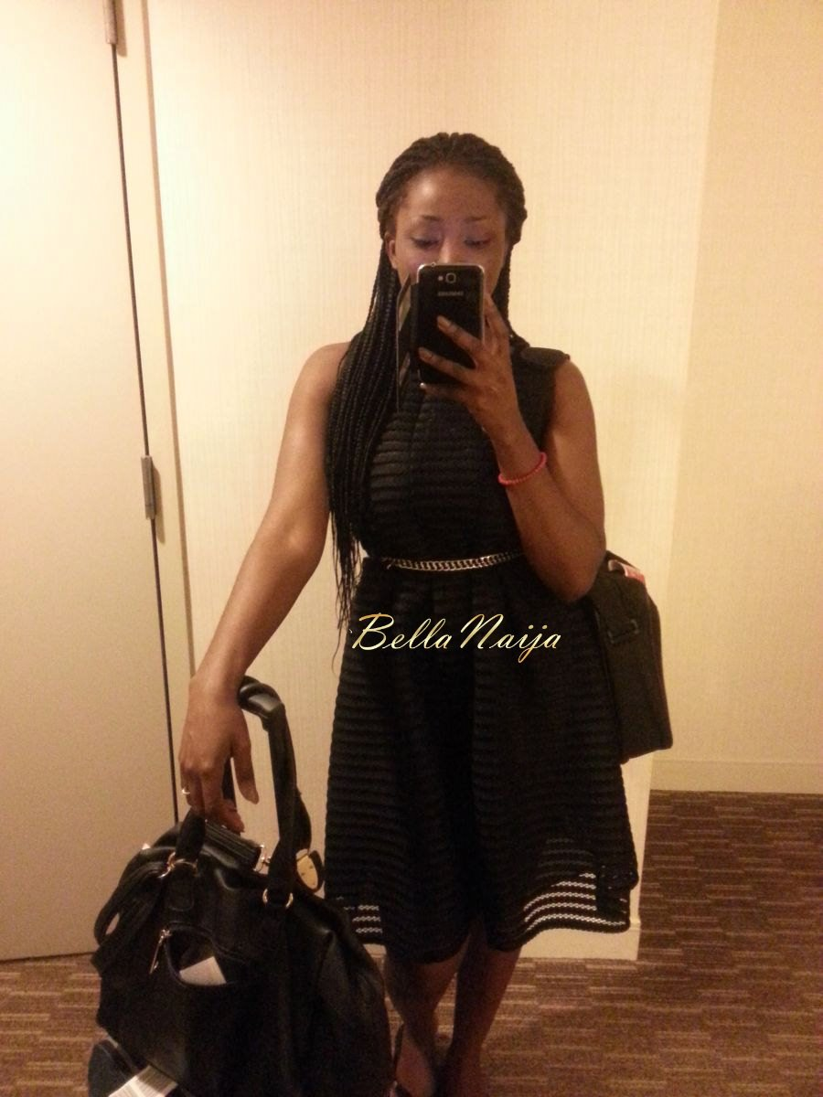 Jennifer Obiuwevbi of BellaNaija in Atlanta for Delta Airlines - BellaNaija - August2015 (82)