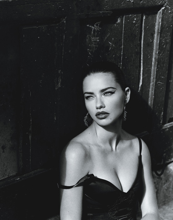 Joan Smalls and Adriana Lima for W Magazine - BellaNaija - August2015003