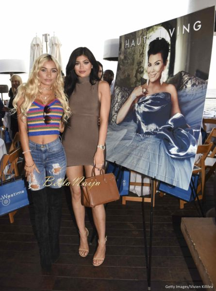 Pia Mia & Kylie Jenner