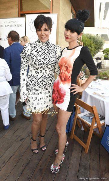 Kris Jenner & Bai Ling