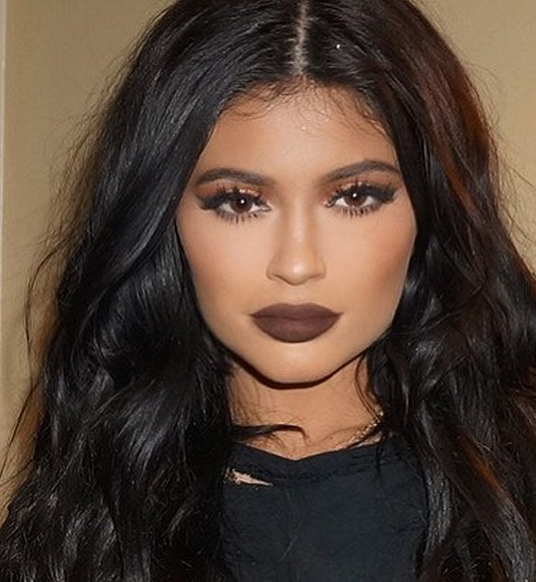 Kylie Jenner Lip Kit - BellaNaija - August 2015001