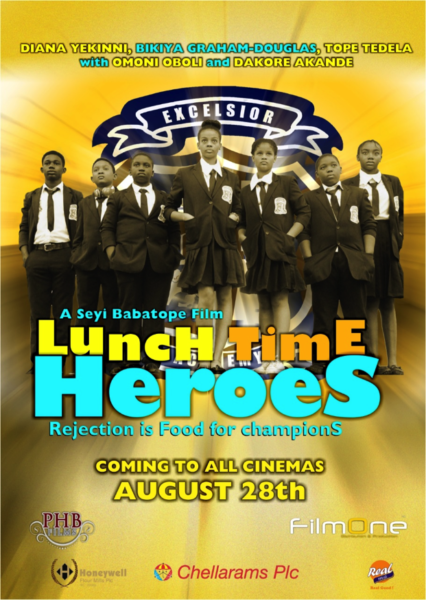 LUNCH TIME HEROES Bella Naija