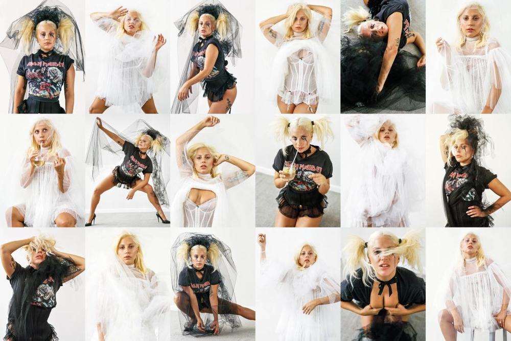 Lady Gaga for CR Fashion Book - BellaNaija - August2015001
