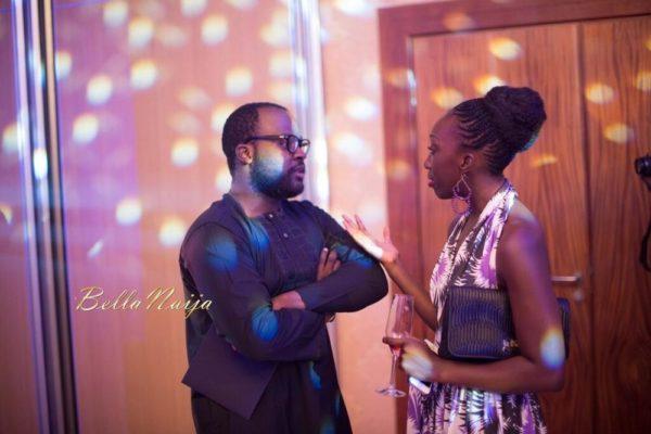 Lakin Ogunbanwo & Teniola Adedipe