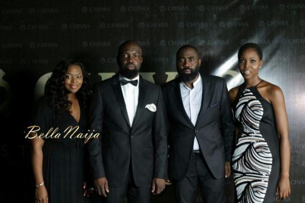 Lola Ashafa, Audu Maikori, Samuel Odesanmi & Tobi Fasuyi