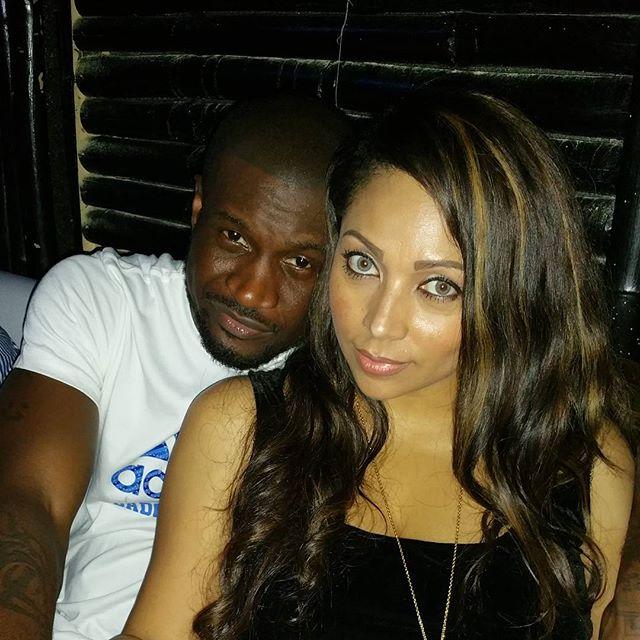 Lola Omotayo Okoye & Peter Okoye of P-Square
