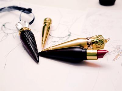 Louboutins Lipstick Collection - BellaNaija - August 2015001