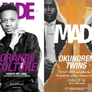 MADE Magazine September 2015 - BellaNaija - August 2015