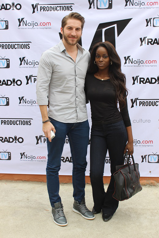 Marek and Kehinde