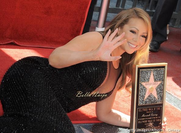 Mariah-Carey-Hollywood-Walk-of-Fame-August-2015-BellaNaija0014