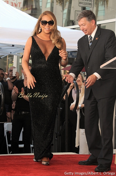 Mariah-Carey-Hollywood-Walk-of-Fame-August-2015-BellaNaija0015