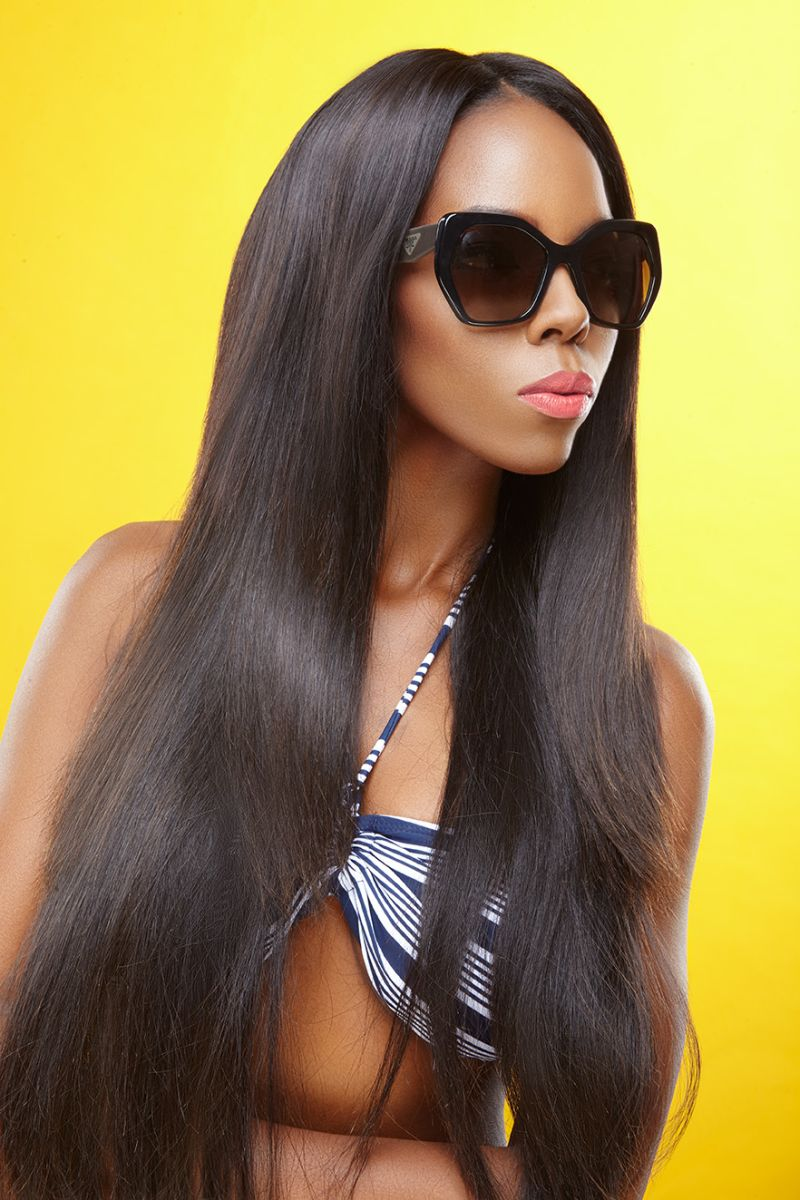 Melly Virgins Hair x Doranne Beauty Summer Campaign - Bellanaija - August2015006