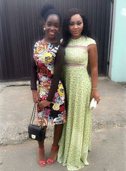 Michelle & Mercy Aigbe Gentry
