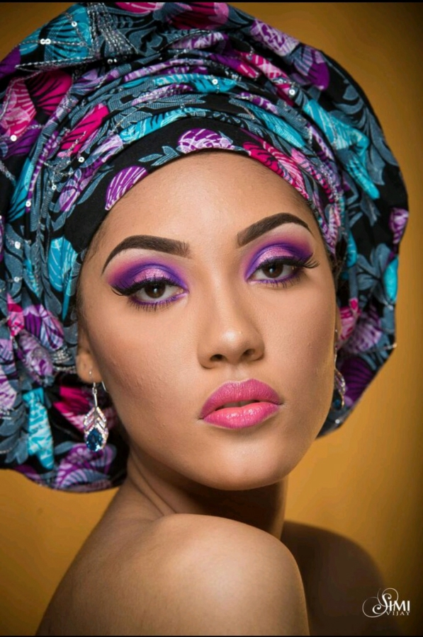 Mimi's Makeover Nigerian Bride Makeup Photo Shoot on BellaNaija Weddings 2015-007