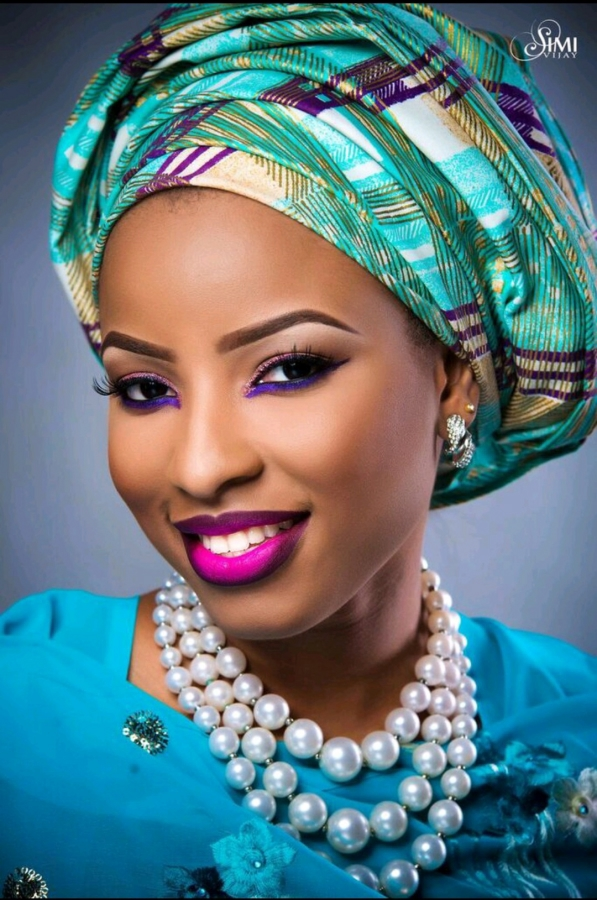 Naija White Wedding Makeup : 6 Traditional and White Wedding Beauty Looks for the Bold ...