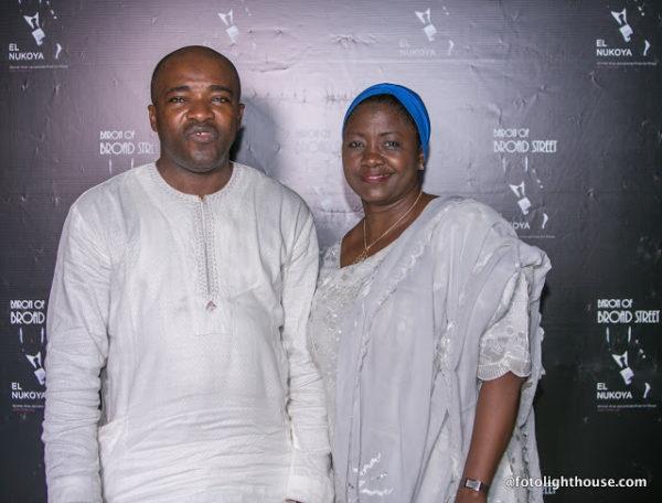 Mr & Mrs Niyi Yusuf