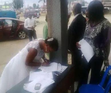 NYSC Bride 1